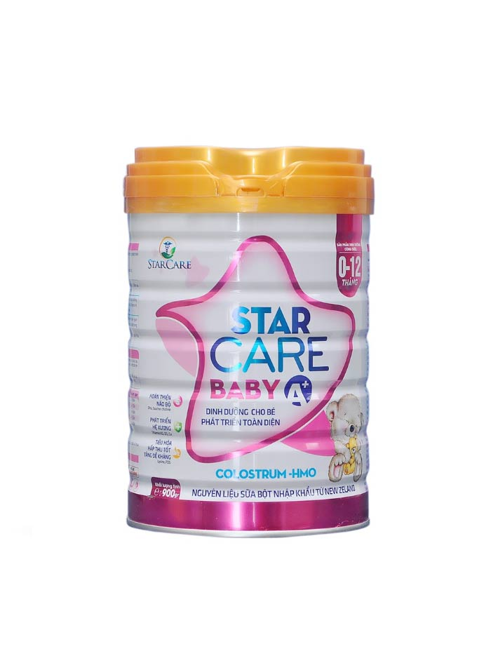 Sữa bột STARCARE BABY A+